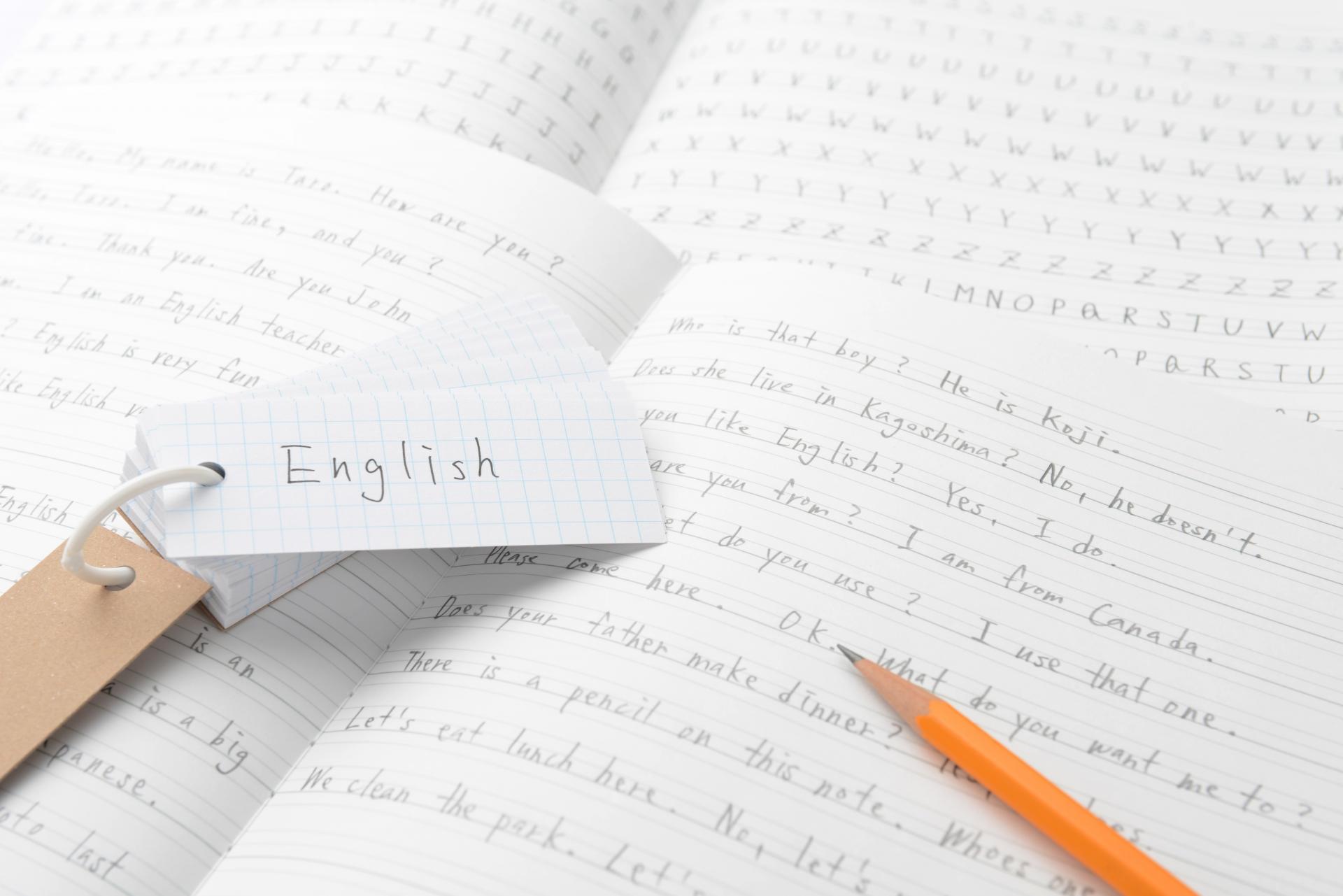暗記のコツ!期末テストの英語対策!!